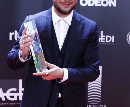 Acudimos a la gran cita de la música española, la primera edición de los Premios Odeón