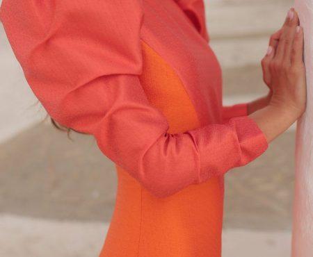 El vestido de invitada con el que sueñas lo tiene esta firma sevillana