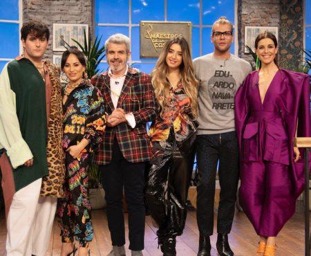 'Maestros de la Costura' confeccionará moda masculina y calzado y recibirá a Lola Índigo