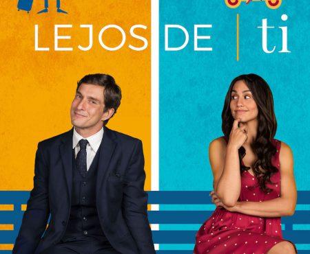 'Lejos de ti', la comedia romántica de Telecinco que te hará más llevadera la cuarentena