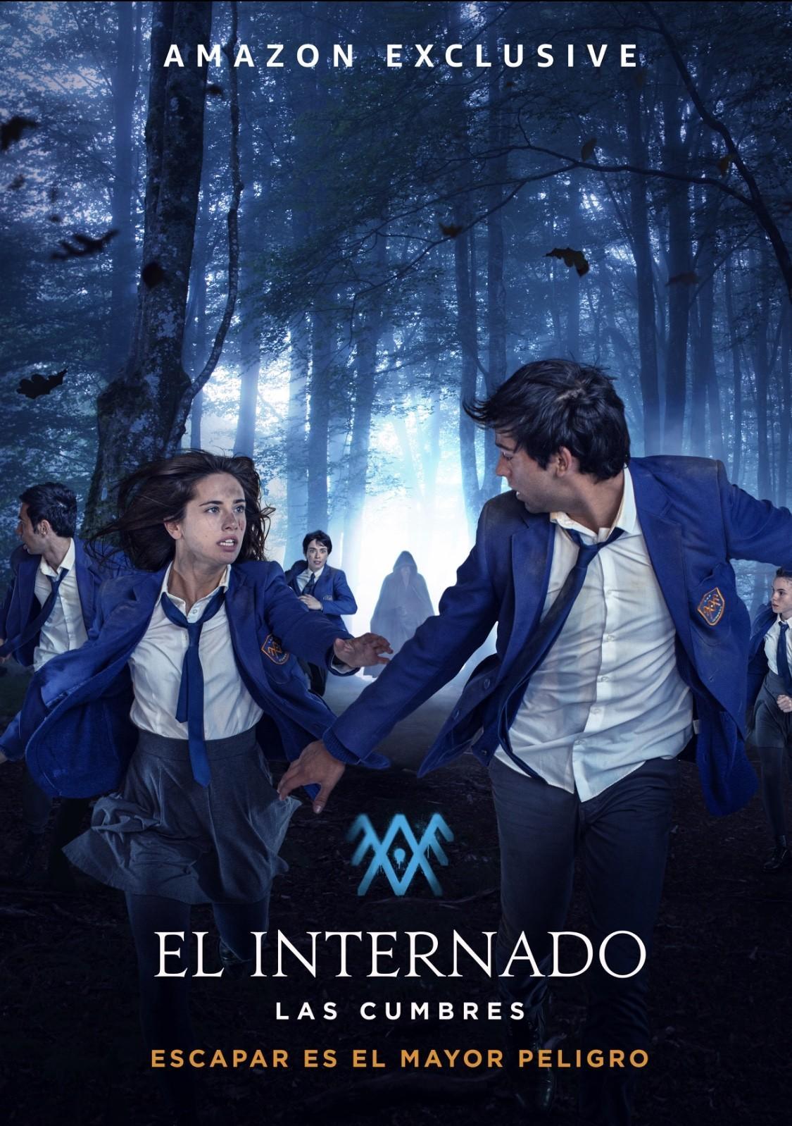 Amazon Prime Video desvela el trailer oficial de El Internado Las Cumbres
