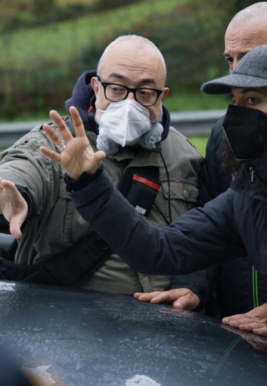 Rubén Cortada, Blanca Suárez, Alberto San Juan y Ernesto Alterio se ponen a las ordenes de Álex de la Iglesia para su nueva película, 'El cuarto pasajero'