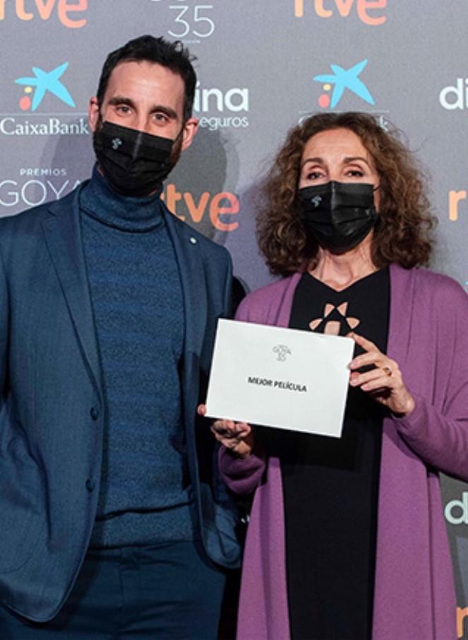 Esta es la lista de todos los nominados a la 35 edición de los Premios Goya ¡y hay sorpresas!
